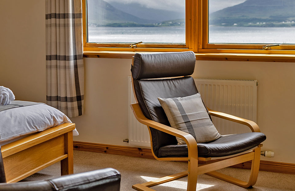 Double Bedroom with Skye View