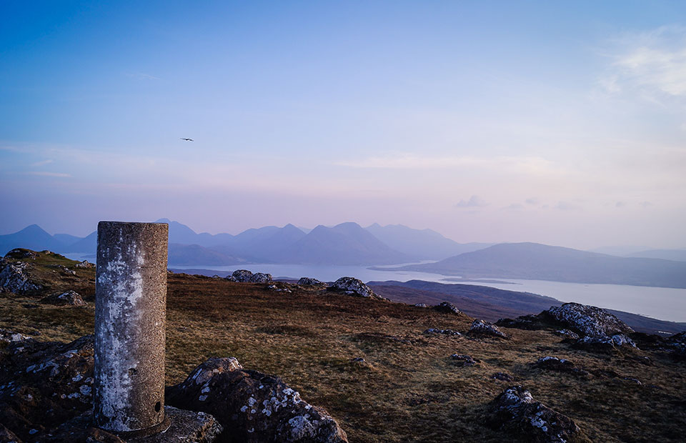 Dun Caan, Isle of Raasay