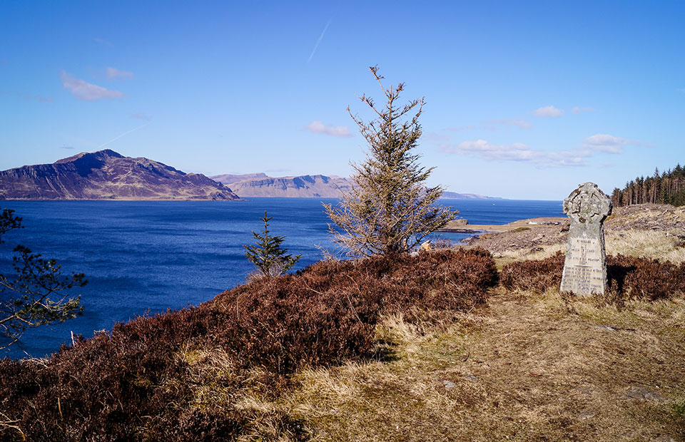 Temptation Hill, Isle of Raasay